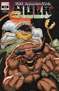 [Immortal Hulk #33 (Ron Lim Variant) (Product Image)]