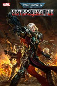 [Warhammer 40k: Sisters Of Battle #4 (Games Workshop Variant) (Product Image)]