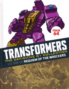 [Transformers: Definitive G1 Collection: Volume 64: Ghost Stories (Product Image)]