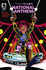 [True Lives Of The Fabulous Killjoys: National Anthem #3 (Cover C Maclean) (Product Image)]