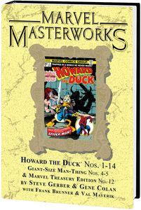 [Marvel Masterworks: Howard The Duck: Volume 1 (Dm Variant Edition 300 Hardcover) (Product Image)]