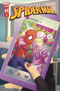 [Marvel Action: Spider-Man #4 (Florean Variant) (Product Image)]