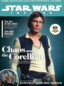 [Star Wars Insider #205 (News-Stand Edition) (Product Image)]