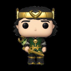 [Loki (Disney+): Pop! Vinyl Figure: Kid Loki (Product Image)]