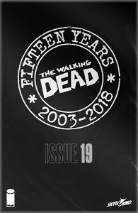 [Walking Dead #19 (15th Anniversary Blind Bag - J. Scott Campbell Variant) (Product Image)]