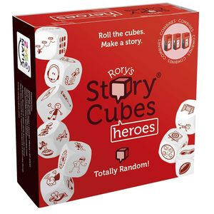 [Rory's Story Cubes Eco Blister: Heroes (Product Image)]