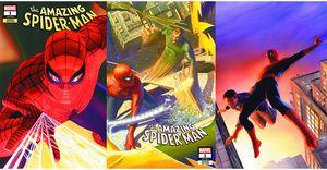 [Amazing Spider-Man #1 (Alex Ross SDCC A-C Set) (Product Image)]