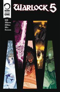 [Warlock 5: Volume 1 (Product Image)]