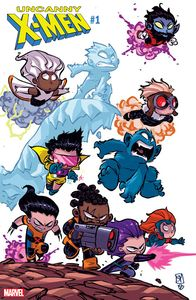[Uncanny X-Men #1 (Young Variant) (Product Image)]