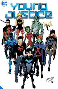 [Young Justice: Book 2: Growing Up (Product Image)]