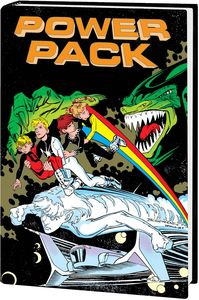 [Power Pack: Classic Omnibus: Volume 2 (Bogdanove Cover Hardcover) (Product Image)]
