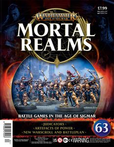 [Warhammer: Age Of Sigmar: Mortal Realms #63 (Product Image)]