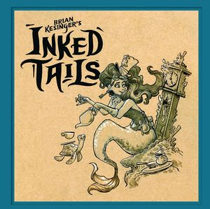 [Brian Kesinger's Inked Tails (Signed Edition) (Product Image)]