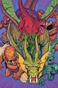 [Marvel Monsters #1 (Product Image)]
