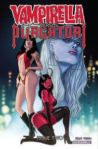 [Vampirella Vs Purgatori #2 (Cover E Musabekov) (Product Image)]