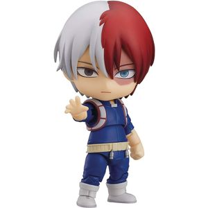 [My Hero Academia: Nendoroid Figure: Shoto Todoroki (Hero's Edition) (Product Image)]