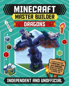[Minecraft Master Builder: Dragons (Product Image)]