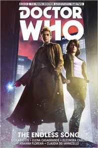 [Doctor Who: The Tenth Doctor: Titan: Volume 4: The Endless Song (Product Image)]