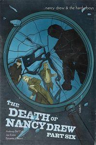 [Nancy Drew & Hardy Boys: The Death Of Nancy Drew #6 (Cover A Eisma) (Product Image)]