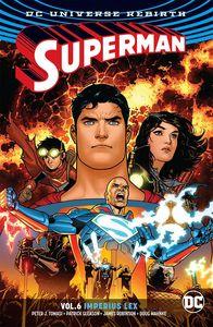 [Superman: Volume 6: Imperius Lex (Rebirth) (Product Image)]