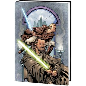 [Star Wars: Legends Rise: Sith: Omnibus (Bachs Cover Hardcover) (Product Image)]
