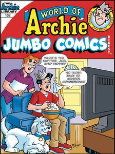 [World Of Archie: Jumbo Comics Digest #102 (Product Image)]