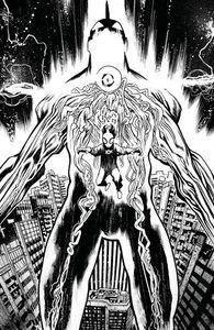 [Ultramega #4 (Cover C Harren Black & White Virgin Variant) (Product Image)]