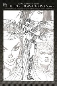 [The cover for Best Of Aspen Comics: Volume 1: Turner Art Edition (Cover A)]