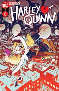 [Harley Quinn #1 (Cover A Riley Rossmo) (Product Image)]