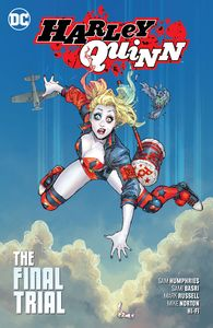 [Harley Quinn: Volume 4: The Final Trial (Product Image)]
