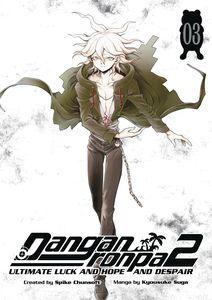 [Danganronpa 2: Volume 3: Ultimate Luck & Hope Despair (Product Image)]