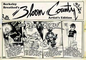 [Berkeley Breathed Bloom County: Artist Edition (Hardcover) (Product Image)]