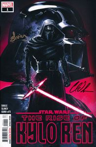 [Star Wars: Rise Of Kylo Ren #1 (1st Print Limited Signed Edition) (Product Image)]
