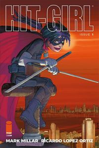 [Hit-Girl #1 (Cover G) (Product Image)]