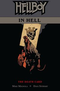 [Hellboy In Hell: Volume 2: Death Card (Product Image)]
