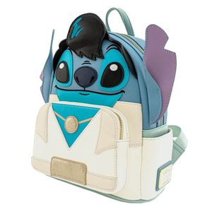 [Lilo & Stitch: Loungefly Mini Backpack: Stitch Elvis Cosplay (Product Image)]
