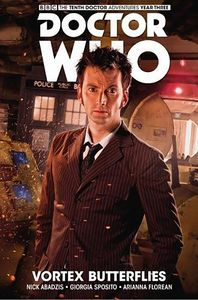 [Doctor Who: The 10th Doctor: Volume 9: Vortex Butterflies (Product Image)]