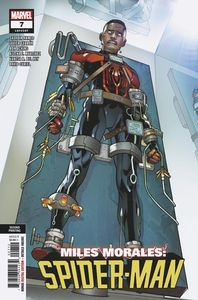 [Miles Morales: Spider-Man #7 (2nd Printing) (Product Image)]