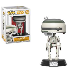 [Solo: A Star Wars Story: Pop! Vinyl Bobble-Head: L3-37 (Product Image)]