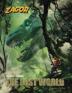 [Zagor: The Lost World (Signature Edition) (Product Image)]