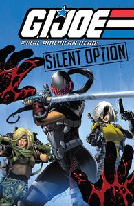[G.I. Joe: A Real American Hero: Silent Option (Product Image)]
