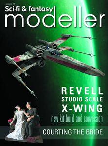 [Sci Fi & Fantasy Modeller: Volume 32 (Product Image)]