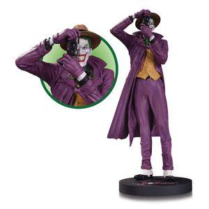 [DC: Statue: Designer Series: The Joker (Brian Bolland) (Product Image)]