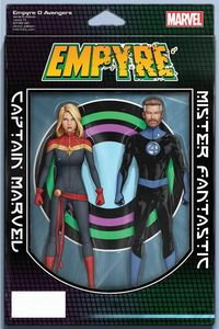 [Empyre: Avengers #0 (Christopher 2-Pack Action Figure Variant) (Product Image)]