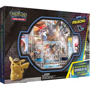 [Pokémon: Trading Card Game: Detective Pikachu Greninja-GX Case File (Product Image)]