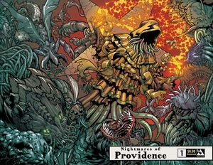 [Nightmares Of Providence #1 (Wrap Variant) (Product Image)]