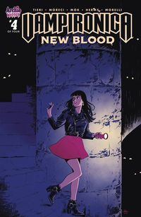 [The cover for Vampironica: New Blood #4 (Cover A Mok)]