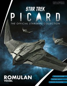 [Star Trek Universe Starships #5: Romulan Vessel (Product Image)]