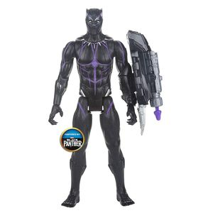 [Avengers: Endgame: Titan Hero Power FX Action Figure: Black Panther (Product Image)]