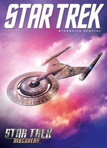 [Star Trek Magazine #77 (Previews Exclusive Edition) (Product Image)]